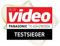 Testsieger TX-65HZW2004 Video